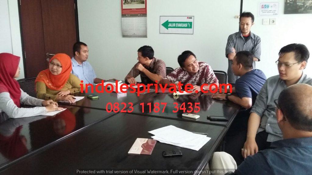 Les Privat Bahasa Inggris Untuk Karyawan Di Jatiwaringin