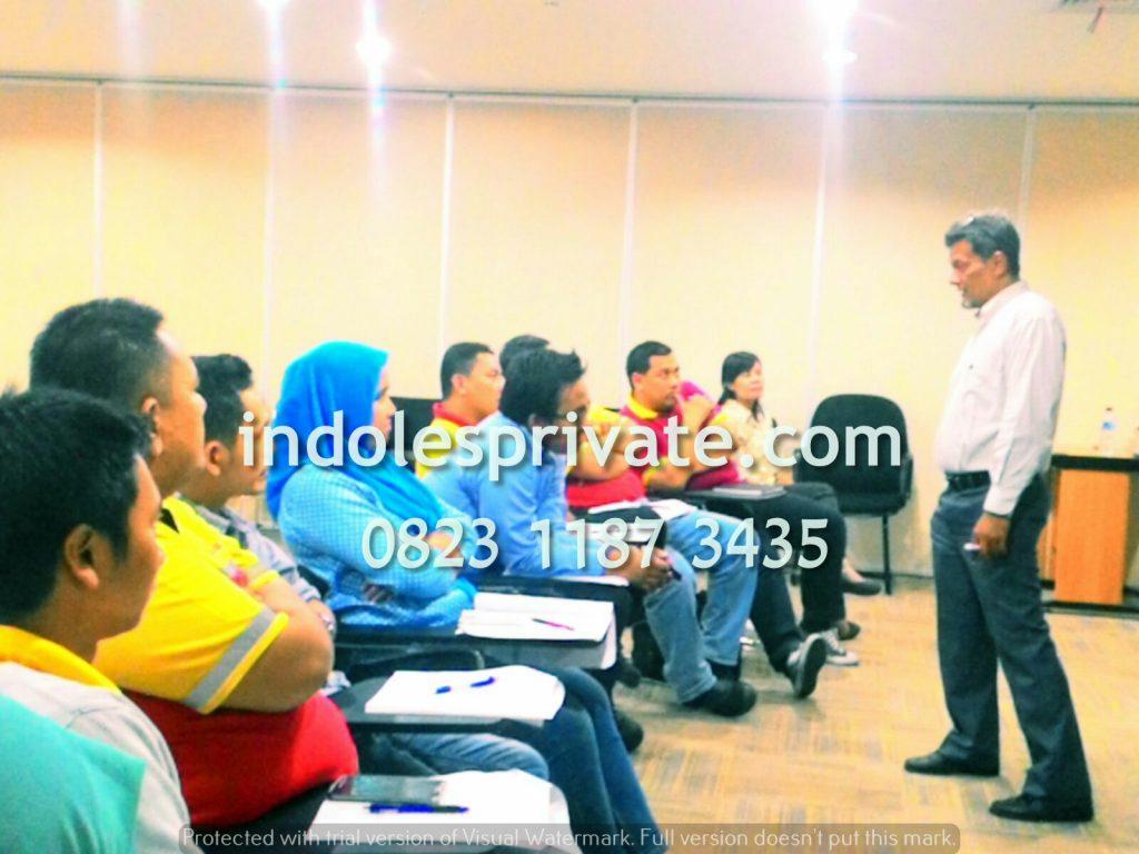 Les Privat Bahasa Inggris Untuk Karyawan Di Tangerang