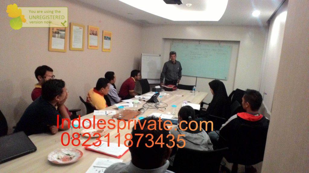 Les Privat Bahasa Inggris Untuk Karyawan Di Villa Ilhami