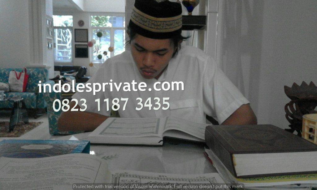 Les Privat Mengaji di Kwitang